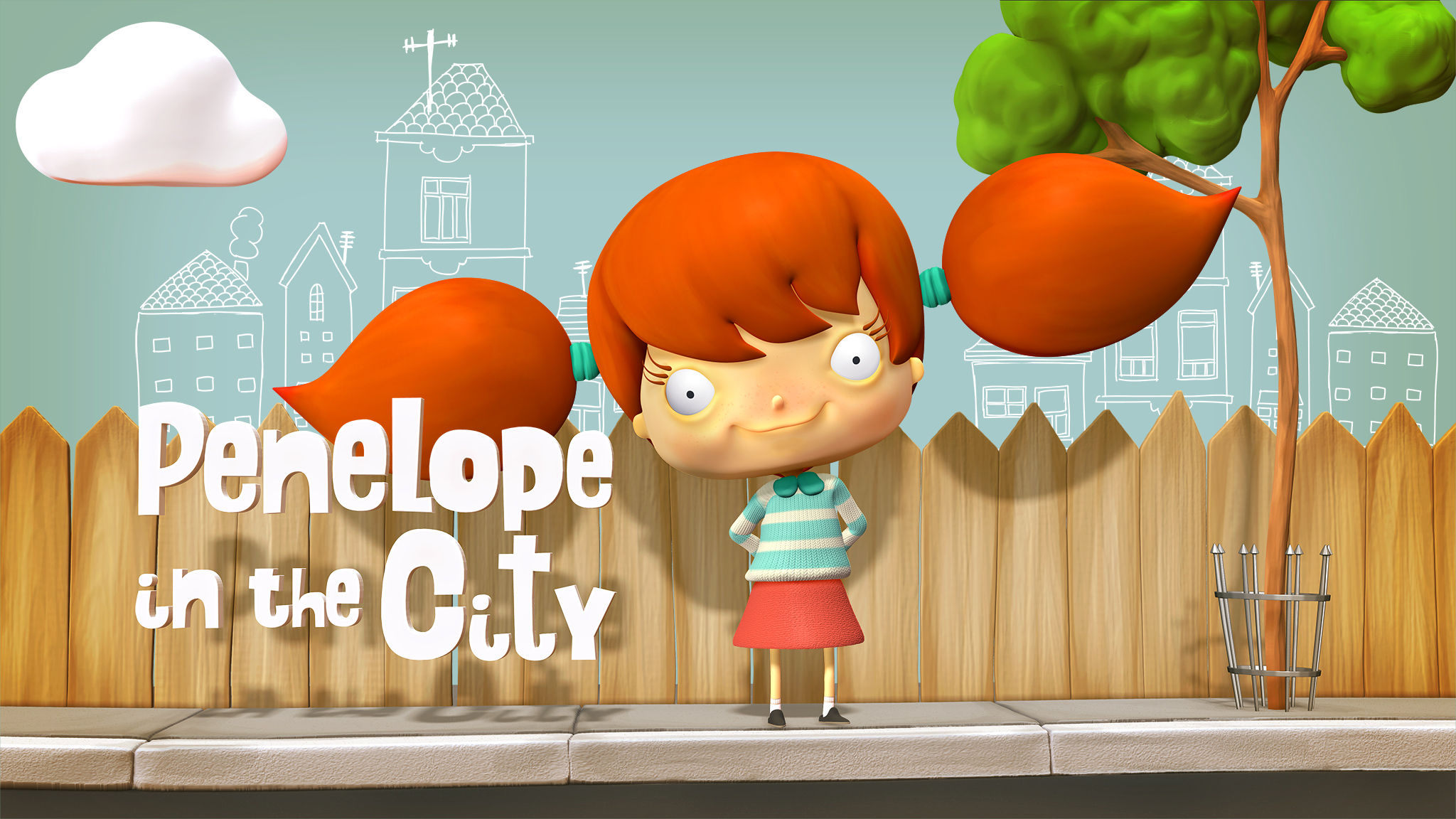 Penelope in the city