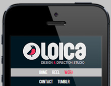 Loica.tv website